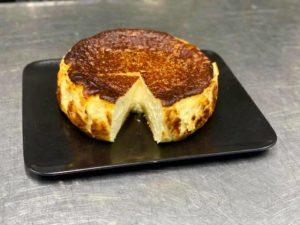 Tarta de queso El Brasero