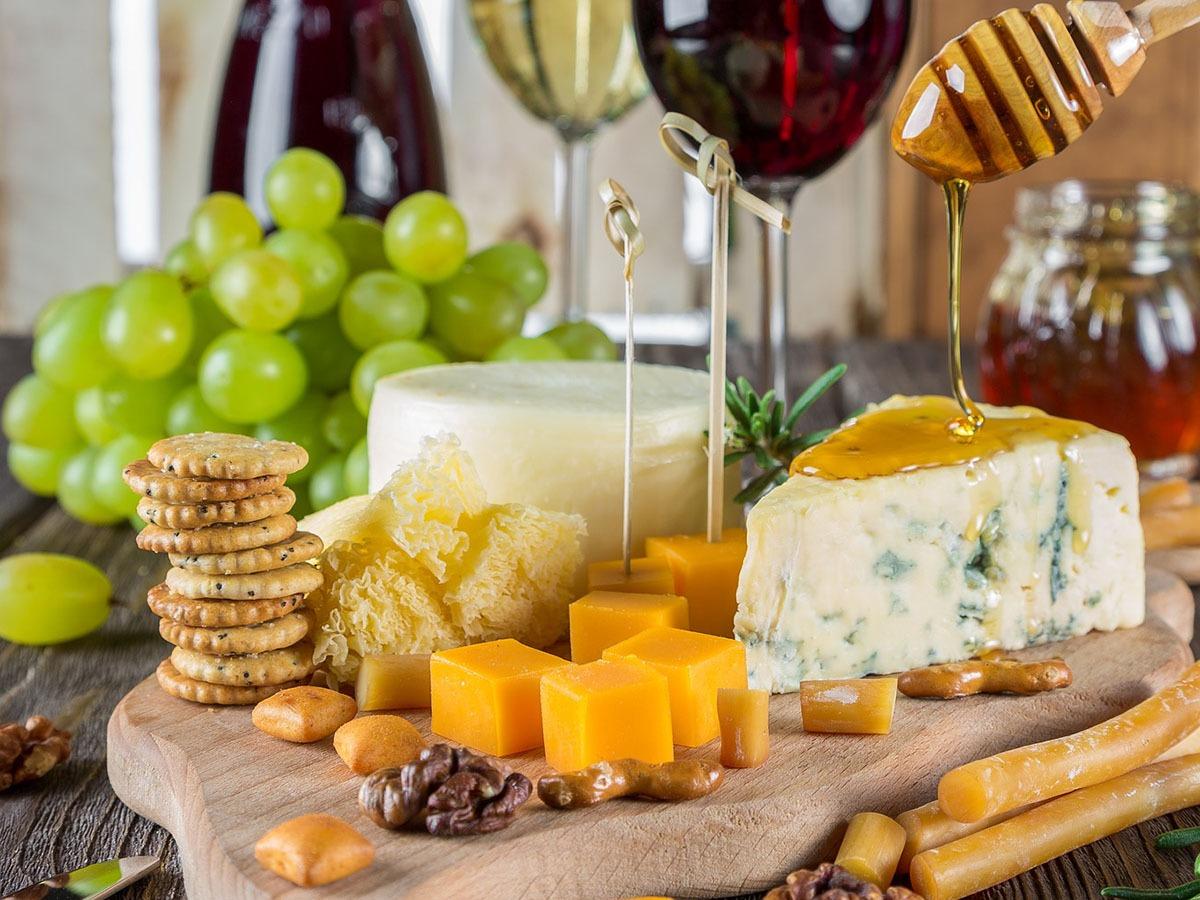 Alimentos, quesos