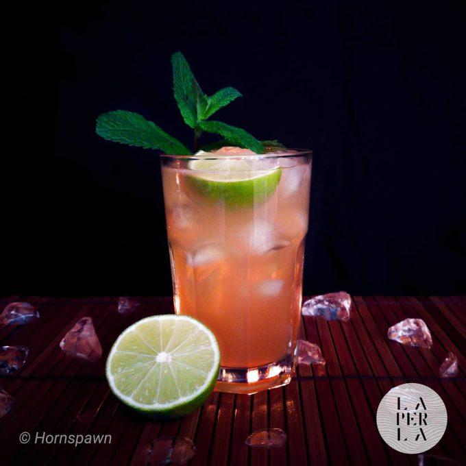 Cocktail La Perla Negra