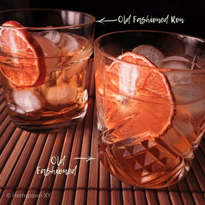 Cocktails La Perla Negra