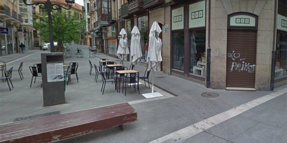 The City Council will authorize, whenever possible, the expansion of the terrace spaces in Phase 1