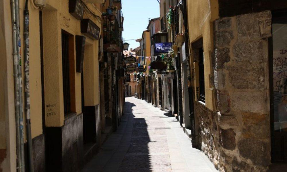 Calle los Herreros Zamora