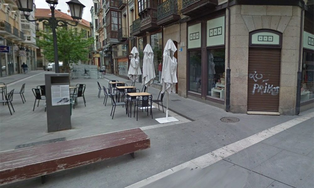 Terraza Zamora