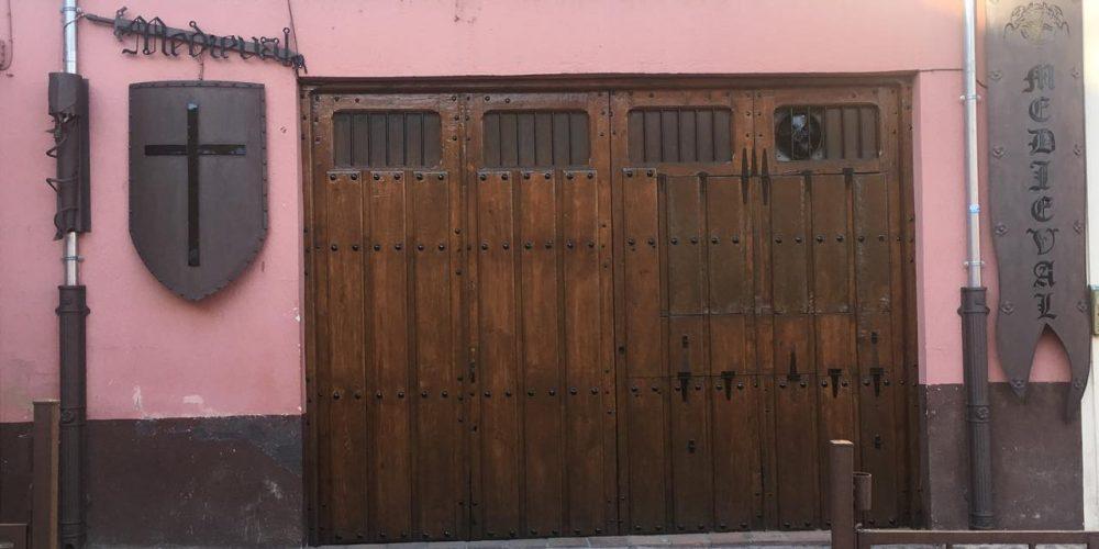 El Medieval reabre sus puertas