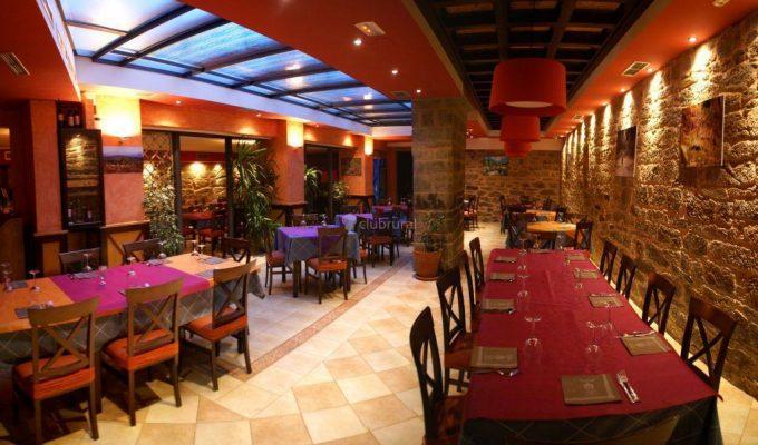 Hotel Rural Remesal Villardeciervos Comedor