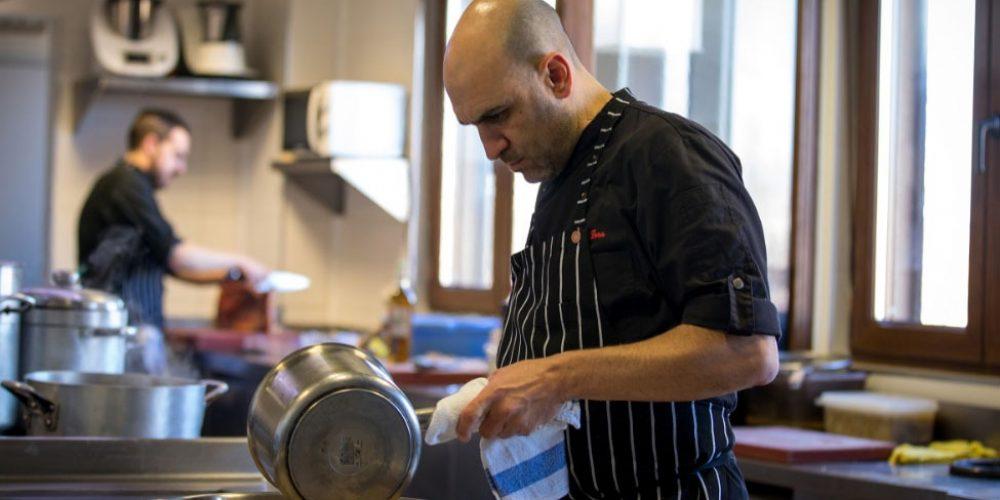"""""""Si no puedo ser honesto en mi cocina y servir territorio, cierro el restaurante"""""""