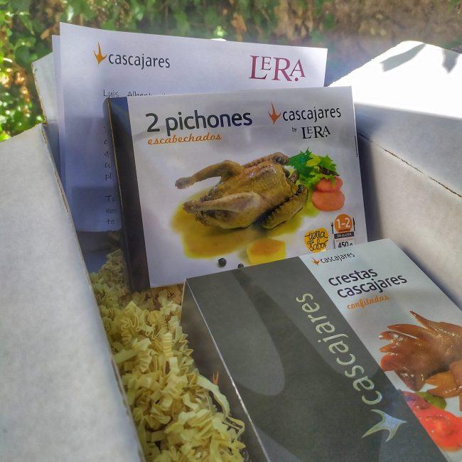 Pichón escabechado Restaurante Lera