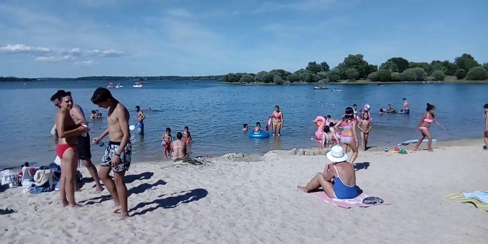 Villardeciervos and Ricobayo without beach