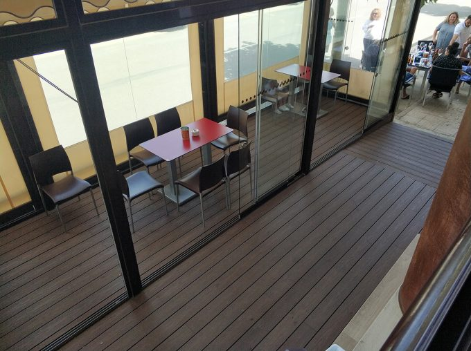 TMJ Restaurante terraza