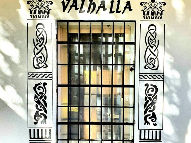 Café Dark Valhalla
