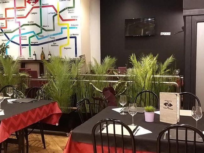 Restaurante Metro Zamora