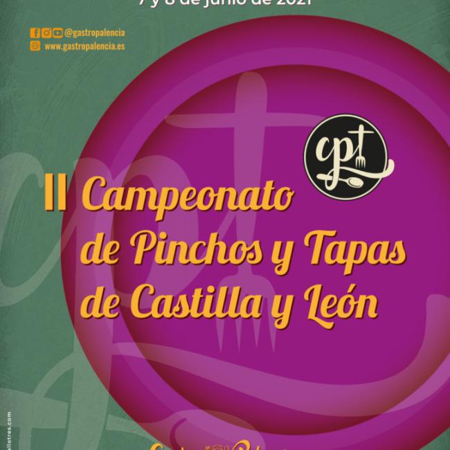 El II Campeonato de Pinchos y Tapas de Castilla y León