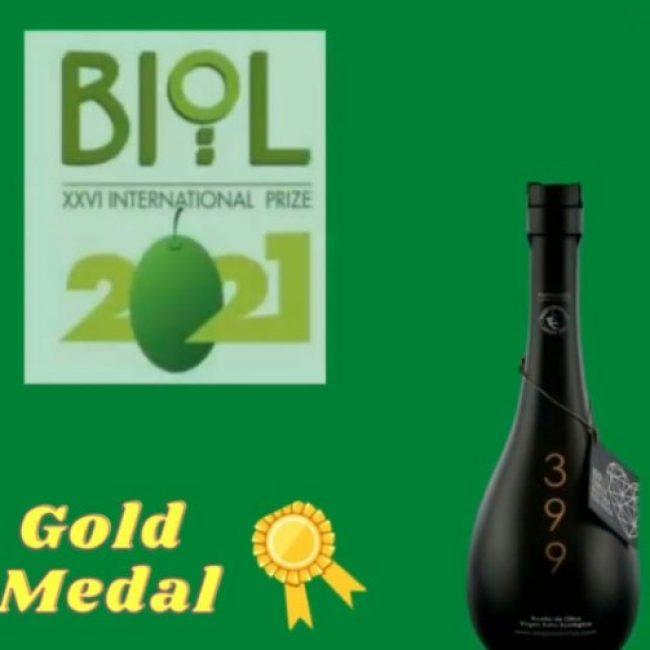 Un aceite de los Arribes, Oro en el concurso internacional BIOL Italia