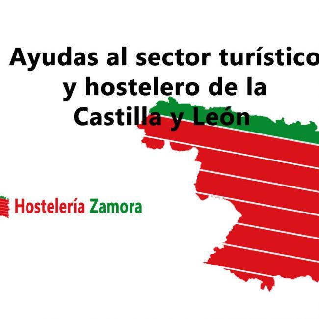 Ayudas al sector turístico y hostelero de Castilla y León