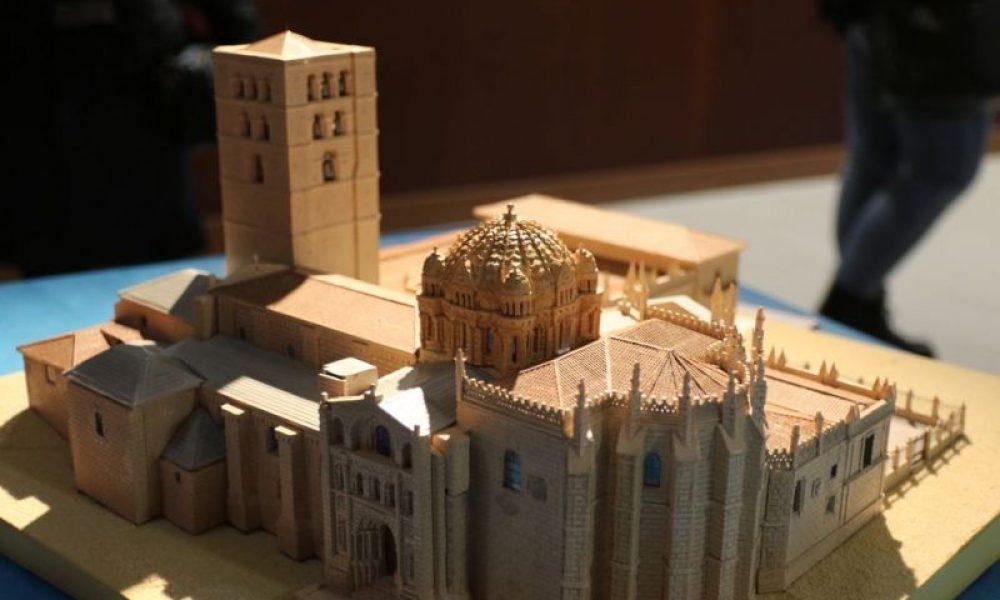 Maqueta de la Catedral de Zamora