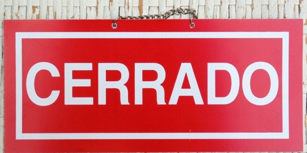 Hostelería, centros comerciales y gimnasios cerrados hasta el 26 de enero.