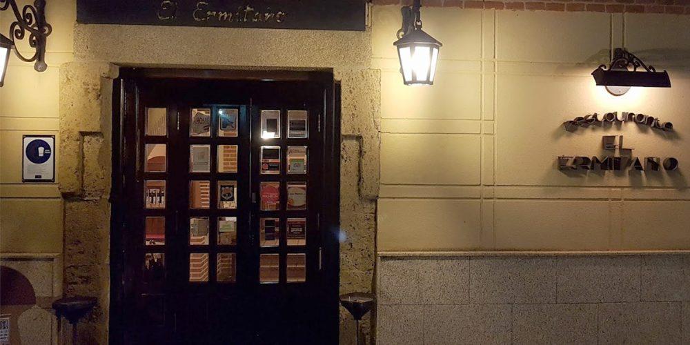 El Ermitaño conserva su estrella Michelin en un año aciago para la hostelería.
