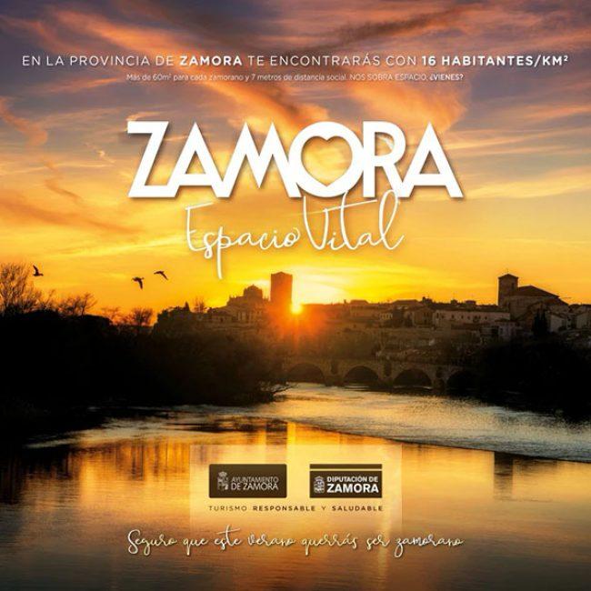 #ZamoraEspacioVital una campaña por la despoblación de la #provinciadeZamora