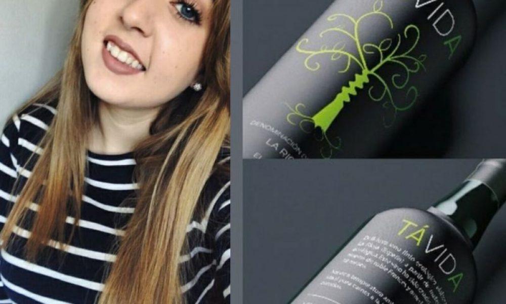 Laura Barroso elegida finalista del Concurso Nacional de etiquetas de vinos 2020