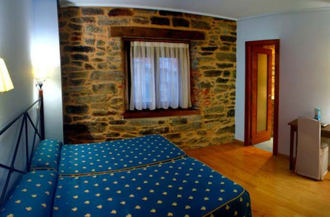 Hotel Rural Remesal Villardeciervos Habitaciones