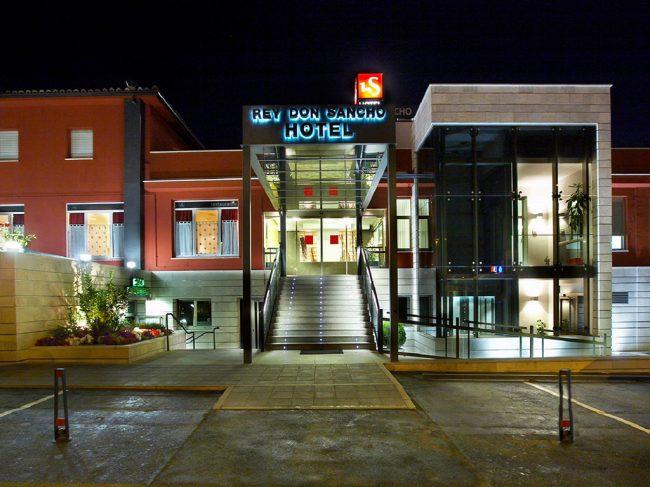 Hotel Rey Don Sancho