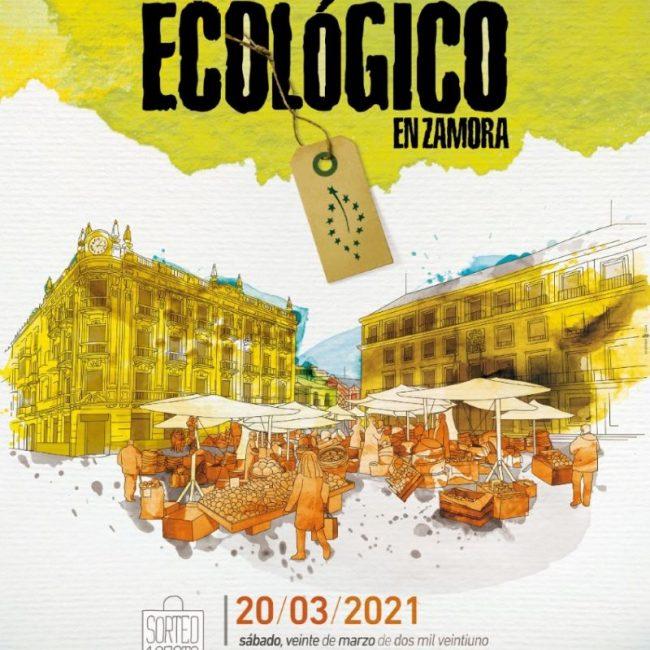El sábado nueva edición del Mercado Ecológico, en Zamora