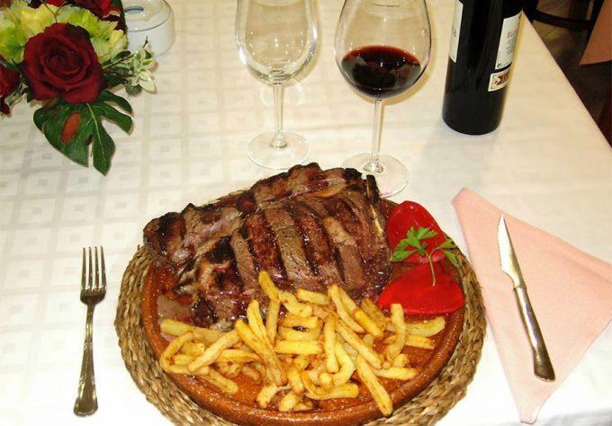 Mesón restaurante La Cueva Chuletón