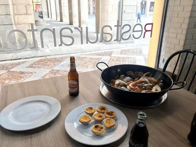Restaurante el Metro