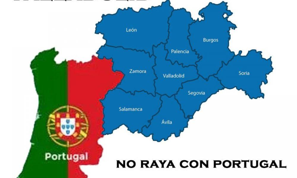 Valladolid no raya con Portugal