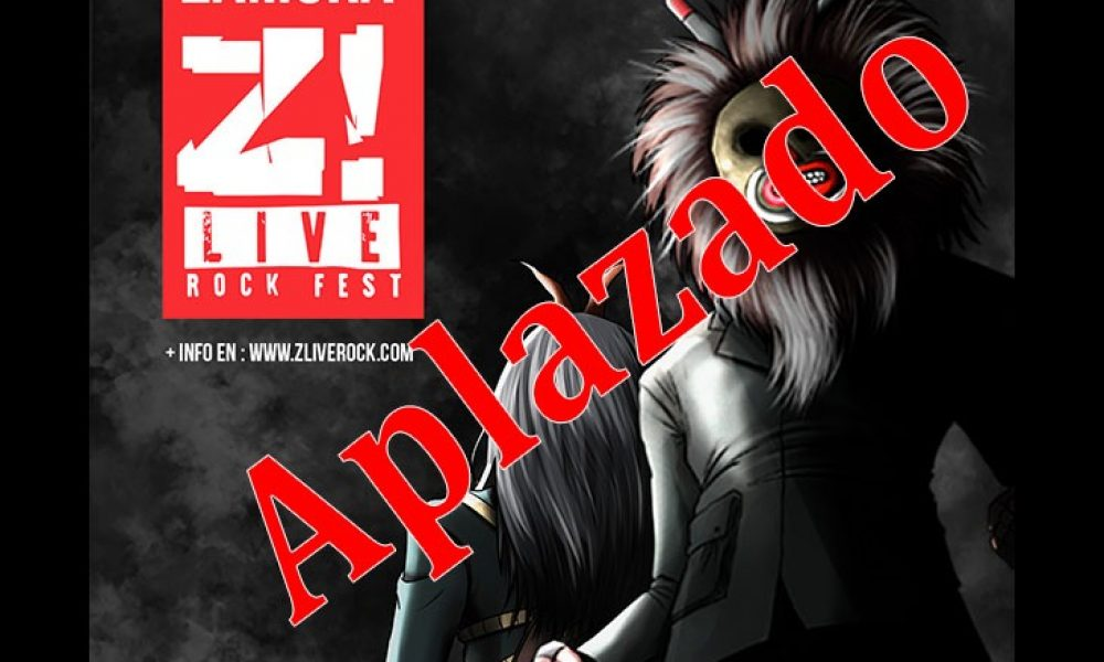 Z-live 2021 aplazado
