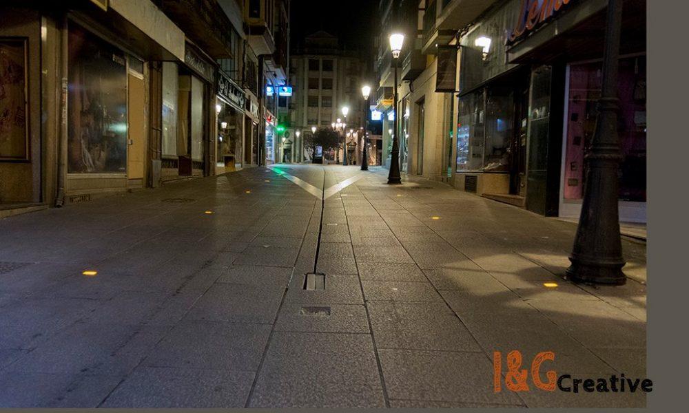 calle santa clara vacía