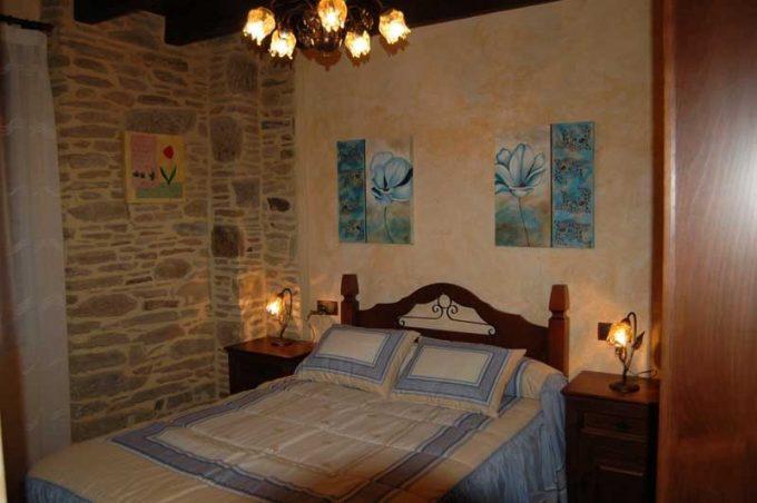 Casa rural Dos Infantas habitación villa 2