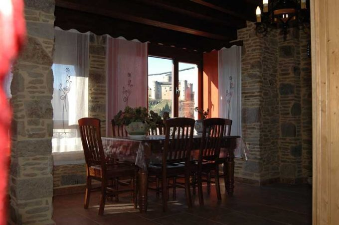 Casa rural Dos Infantas interior villa 2