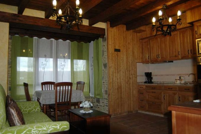 Casa rural Dos Infantas interior villa 3