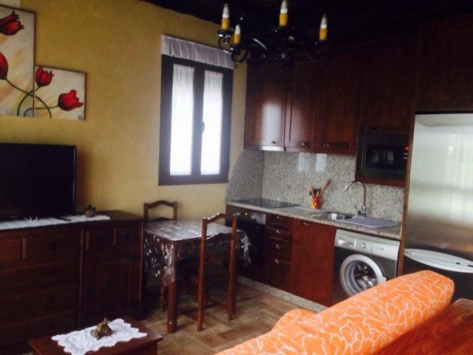 Casa rural Dos Infantas interior villa 5