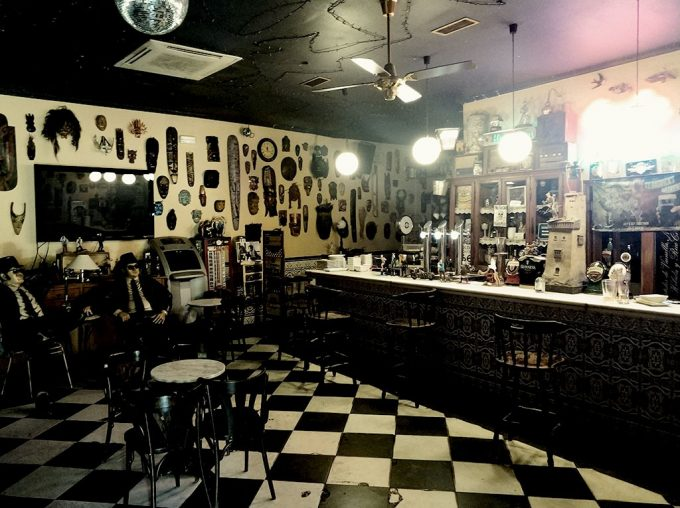 Interior del Pub Numancia en Zamora