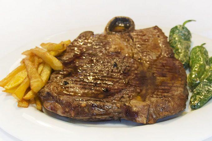 Restaurante Doña Urraca plato 12