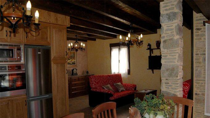 Casas rurales Dos Infantas en Sanabria