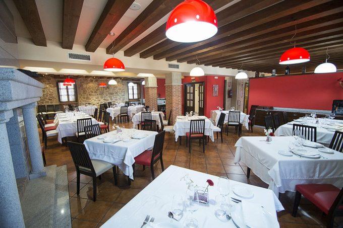 Restaurante Doña Urraca Interior