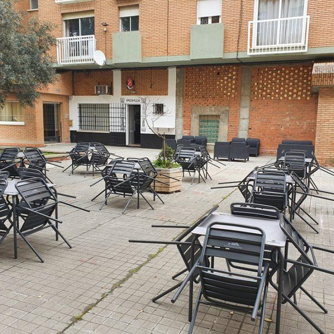 Las terrazas en Zamora capital los fines de semana hasta las 2:30