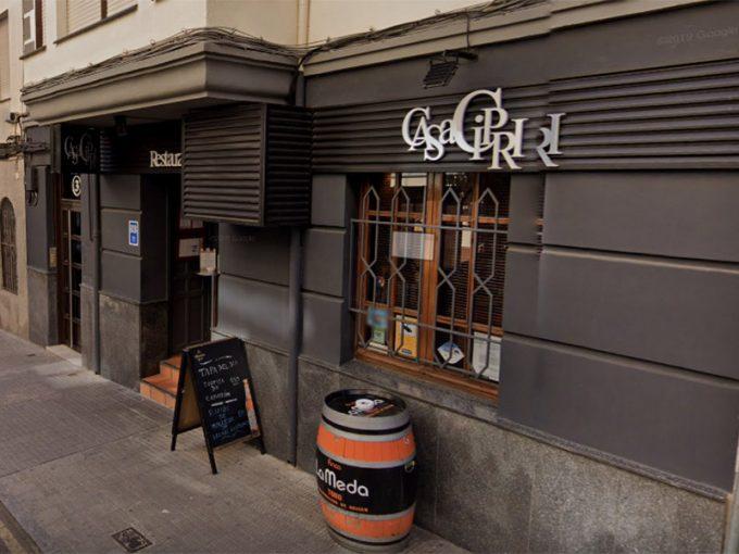 Restaurante Casa Cipri