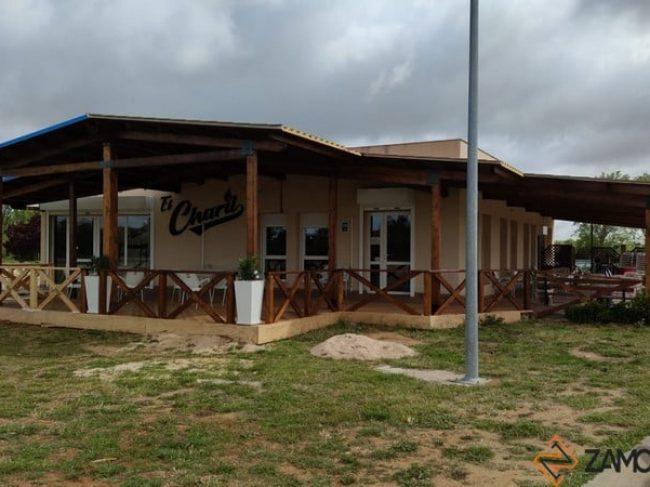 El Charil bar en San Cebrián de Castro