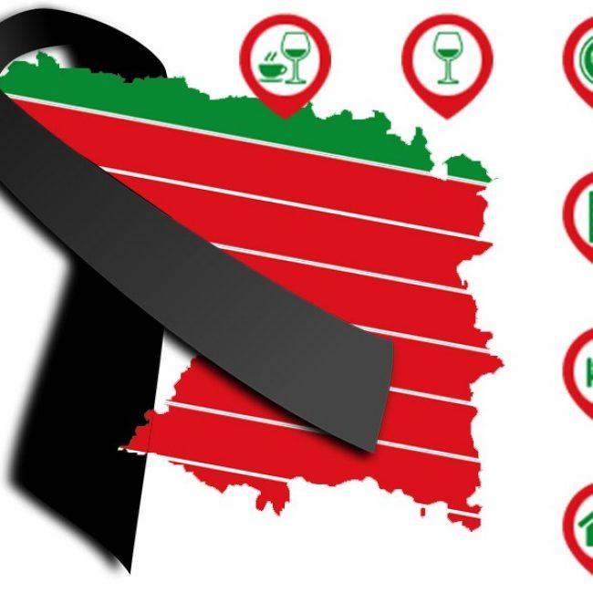 La hostelería de Zamora se muere. Todo nuestro apoyo.