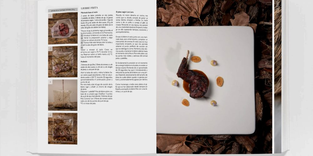 Luis Alberto Lera. Gastronomía, Cultura y Caza