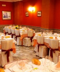 Mesón restaurante La Cueva