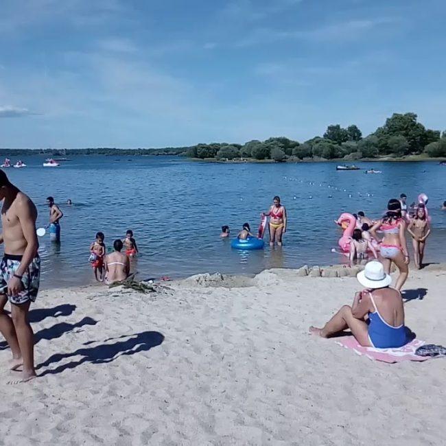 Villardeciervos y Ricobayo sin playa