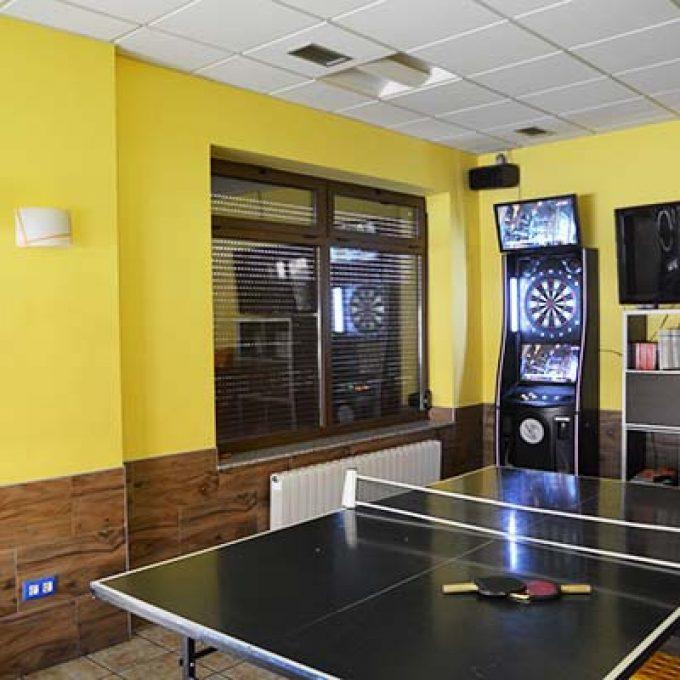 Romayna sala de juegos
