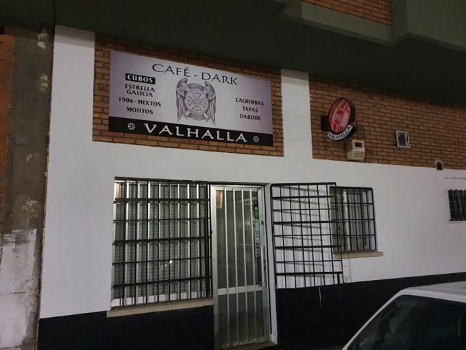 Café Dark Valhalla Fachada