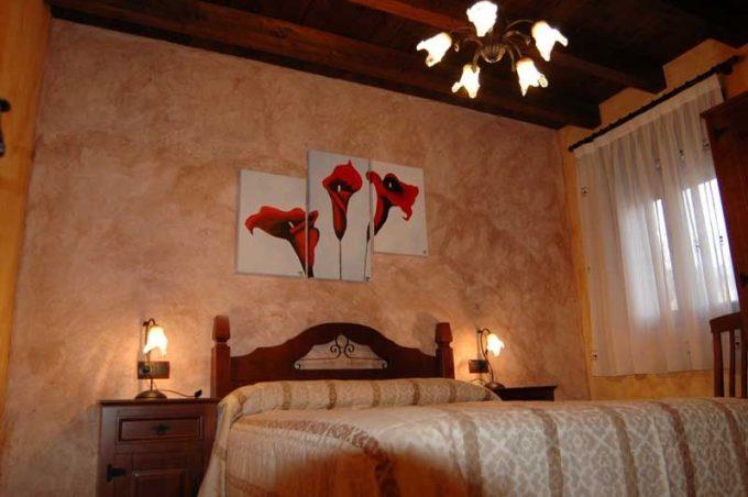 Casa rural Dos Infantas habitación villa 3