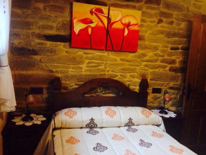 Casa rural Dos Infantas habitación villa 5